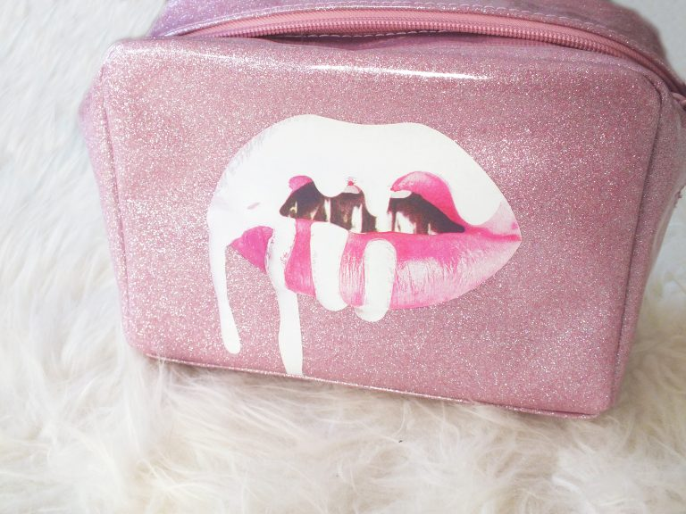 The Cosmetics Bag