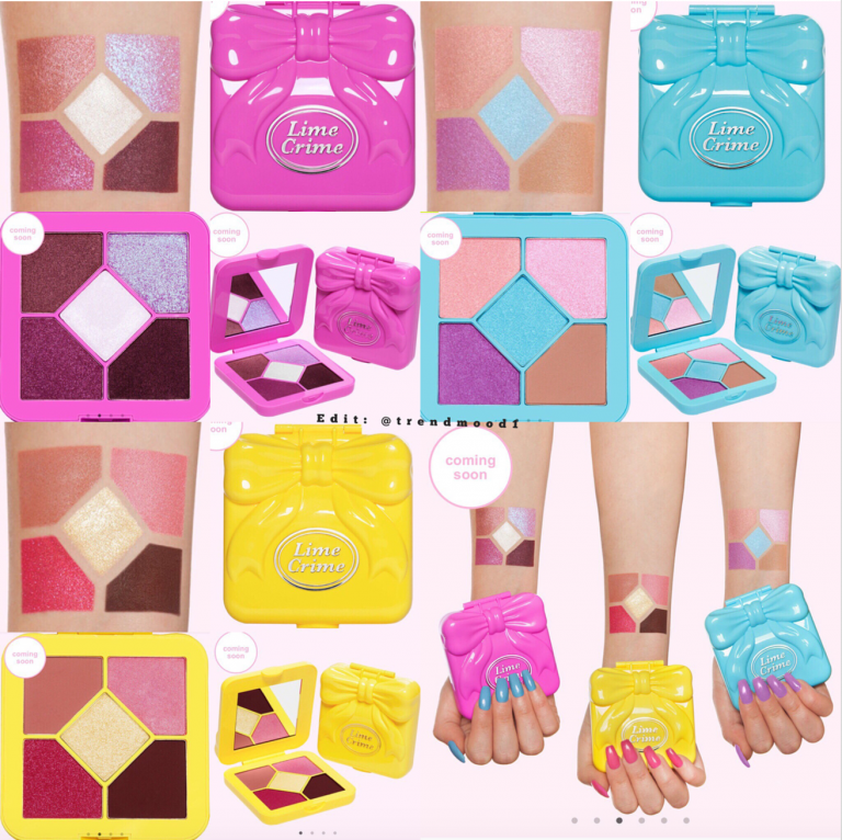 Lime Crime Polly Pocket Collection