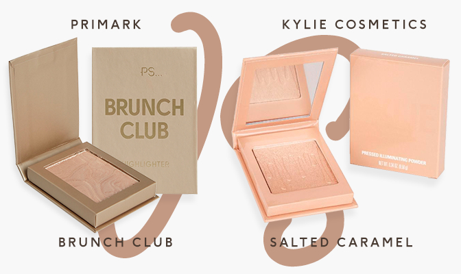 Brunch Club vs Salted Caramel