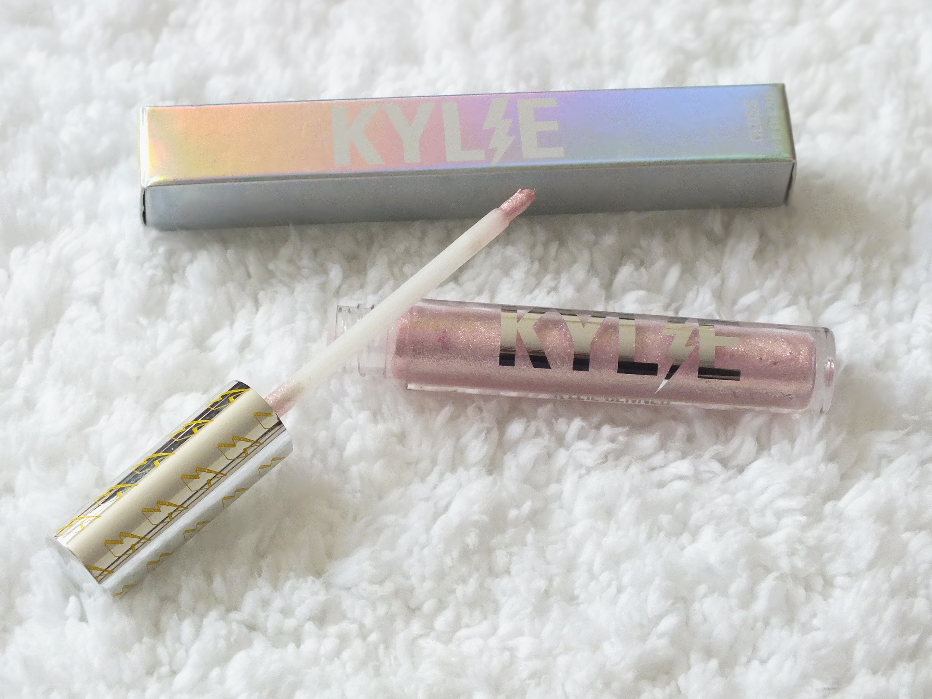 The Lipgloss | Weather Collection | Kylie Cosmetics
