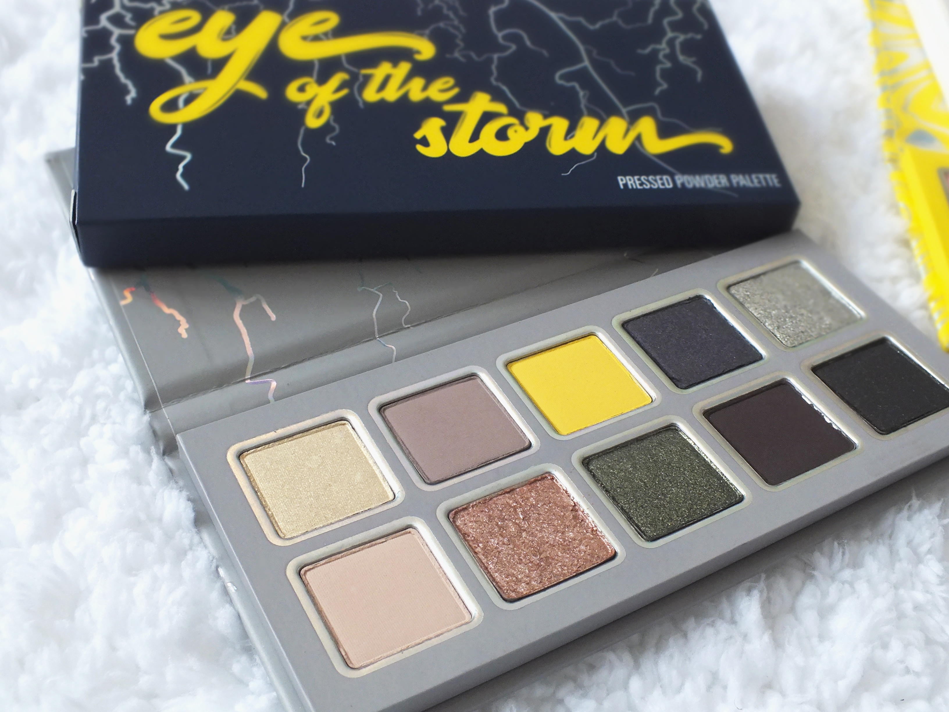 Eye of the Storm | Weather Collection | Kylie Cosmetics