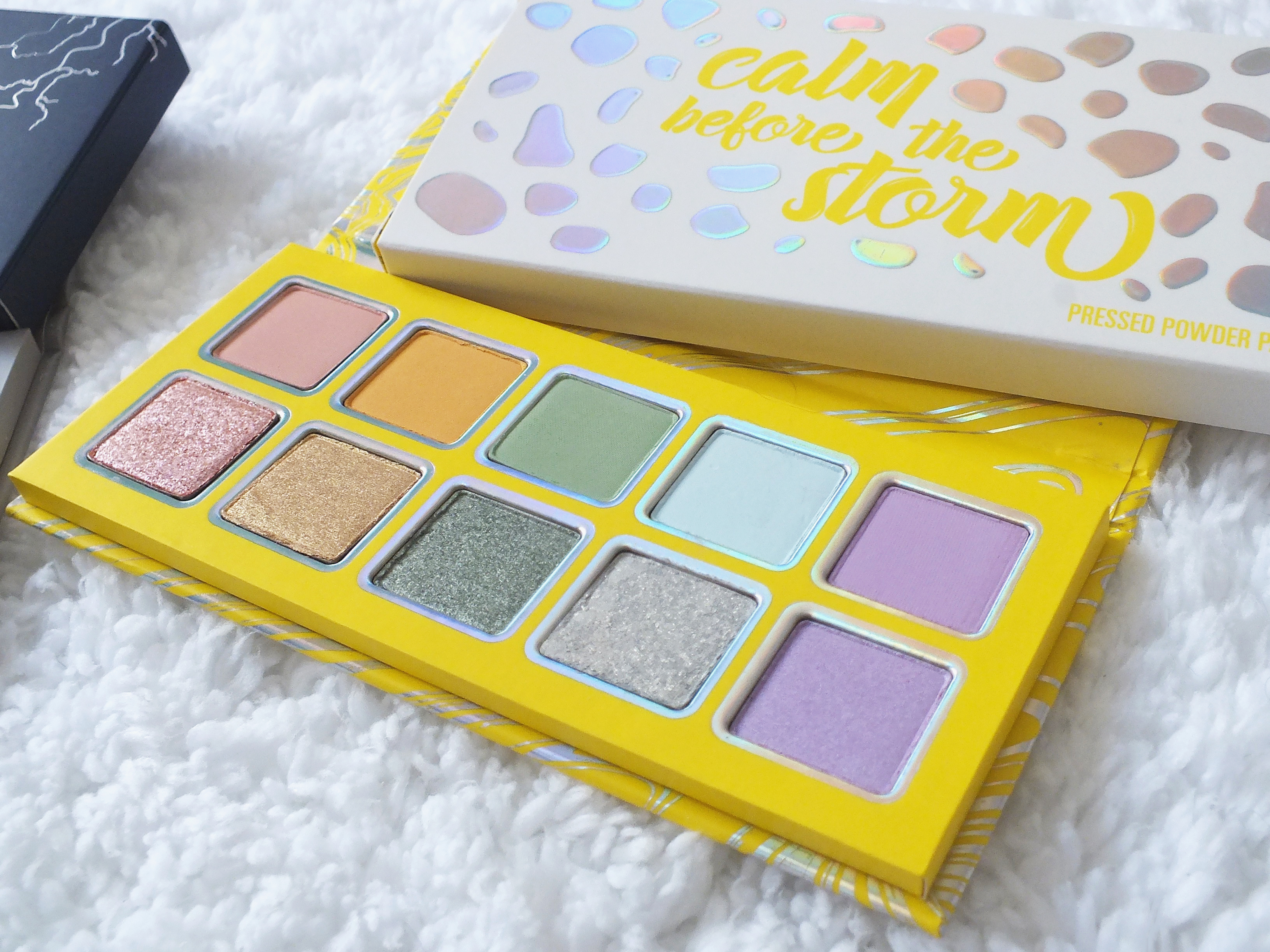 Calm before the Storm | Weather Collection | Kylie Cosmetics