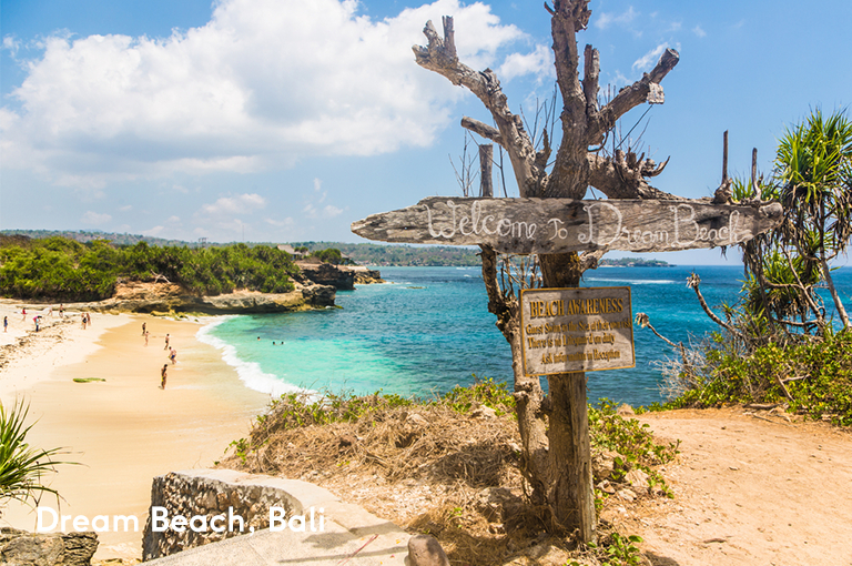 Dream Beach, Bali