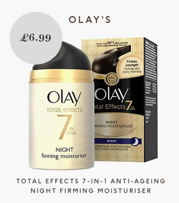 Olay Total Effects 7-in-1 Anti-Ageing Night Firming Moisturiser