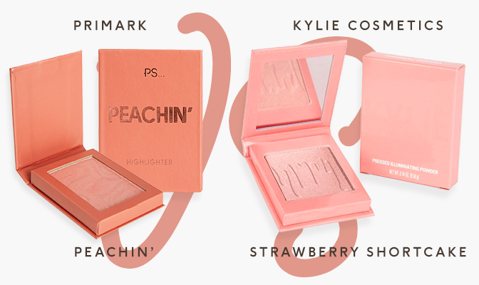 Peachin' vs Strawberry Shortcake