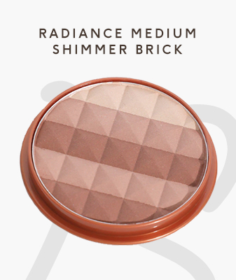 Rimmel Radiance Medium Shimmer Brick