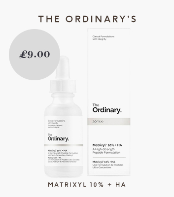 The Ordinary Matrixyl 10% + HA