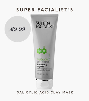 Super Facialist Salicylic Acid Clay Mask
