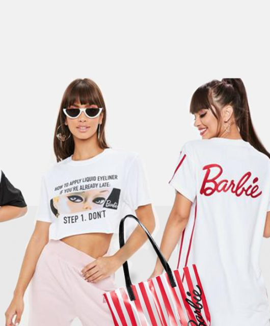 Barbie x Missguided Summer Collection2