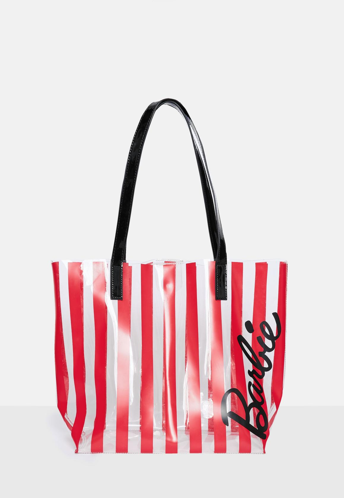 barbie-x-missguided-red-candy-stripe-beach-bag